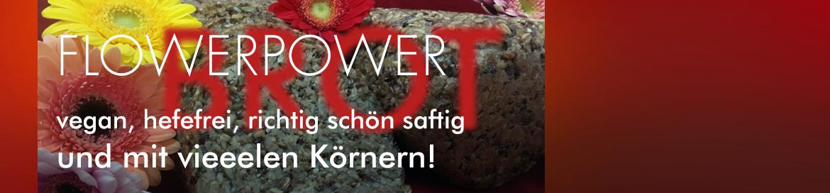 Kiess & Krause Flowerpower-Brot